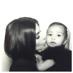 kim kardashian north west photo