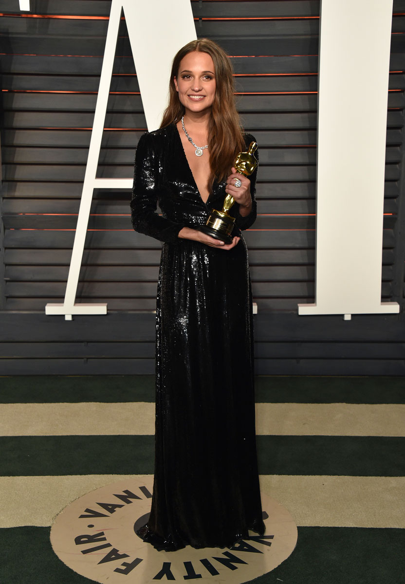 Oscars-2016-after-party-Alicia-Vikander