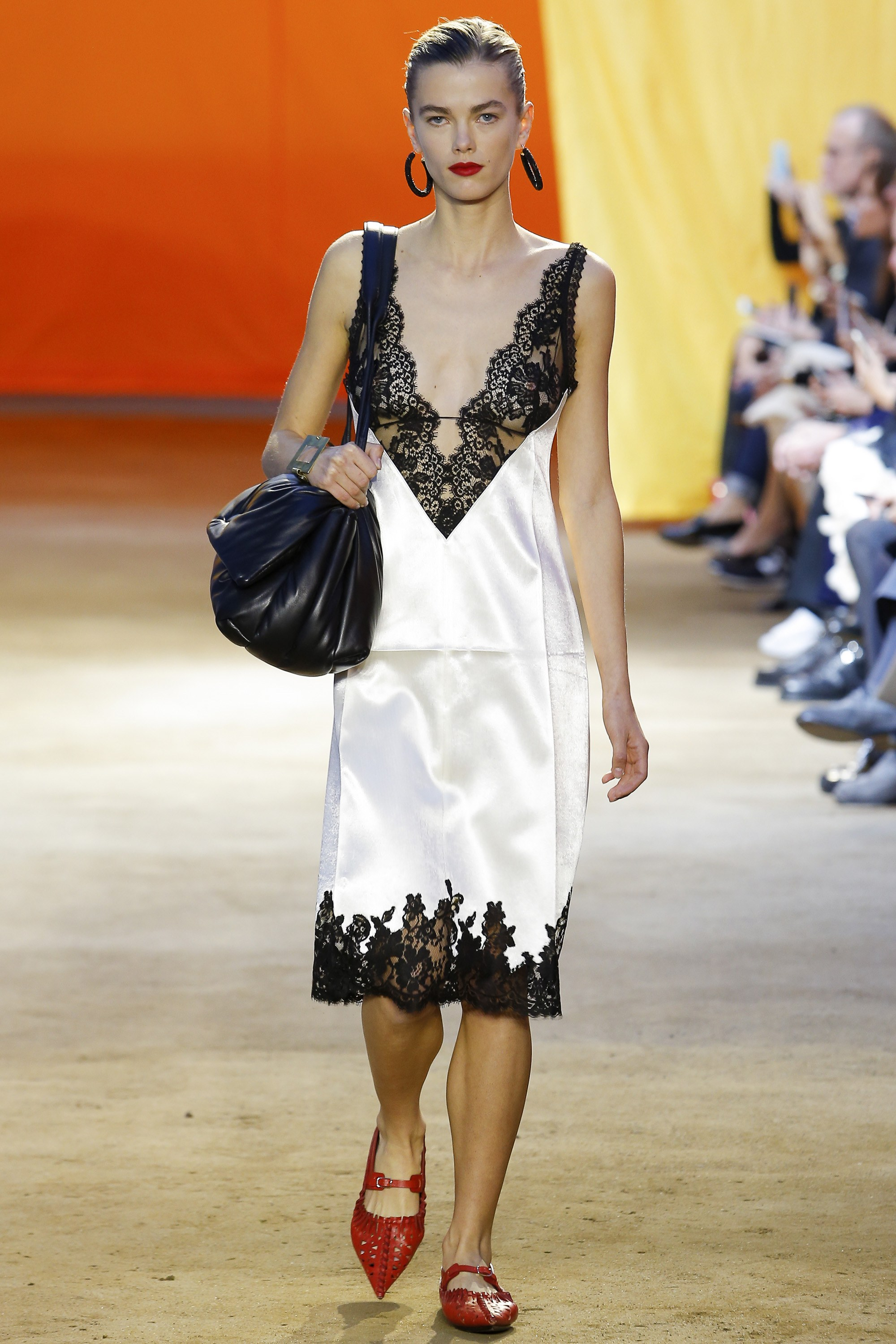 celine nightgown trend