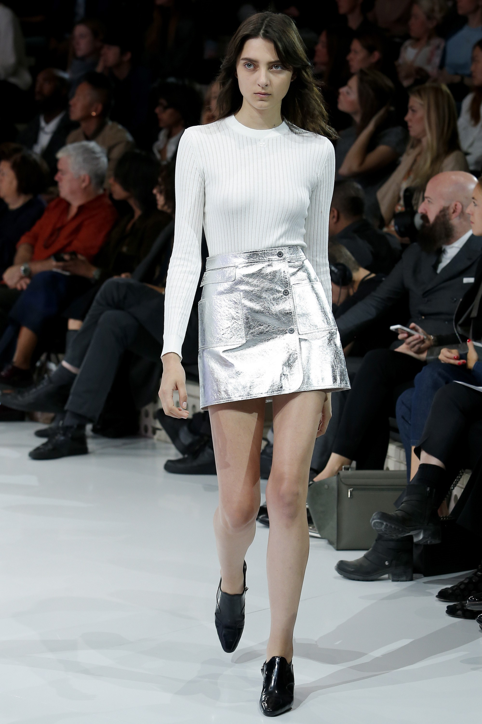 courreges silver