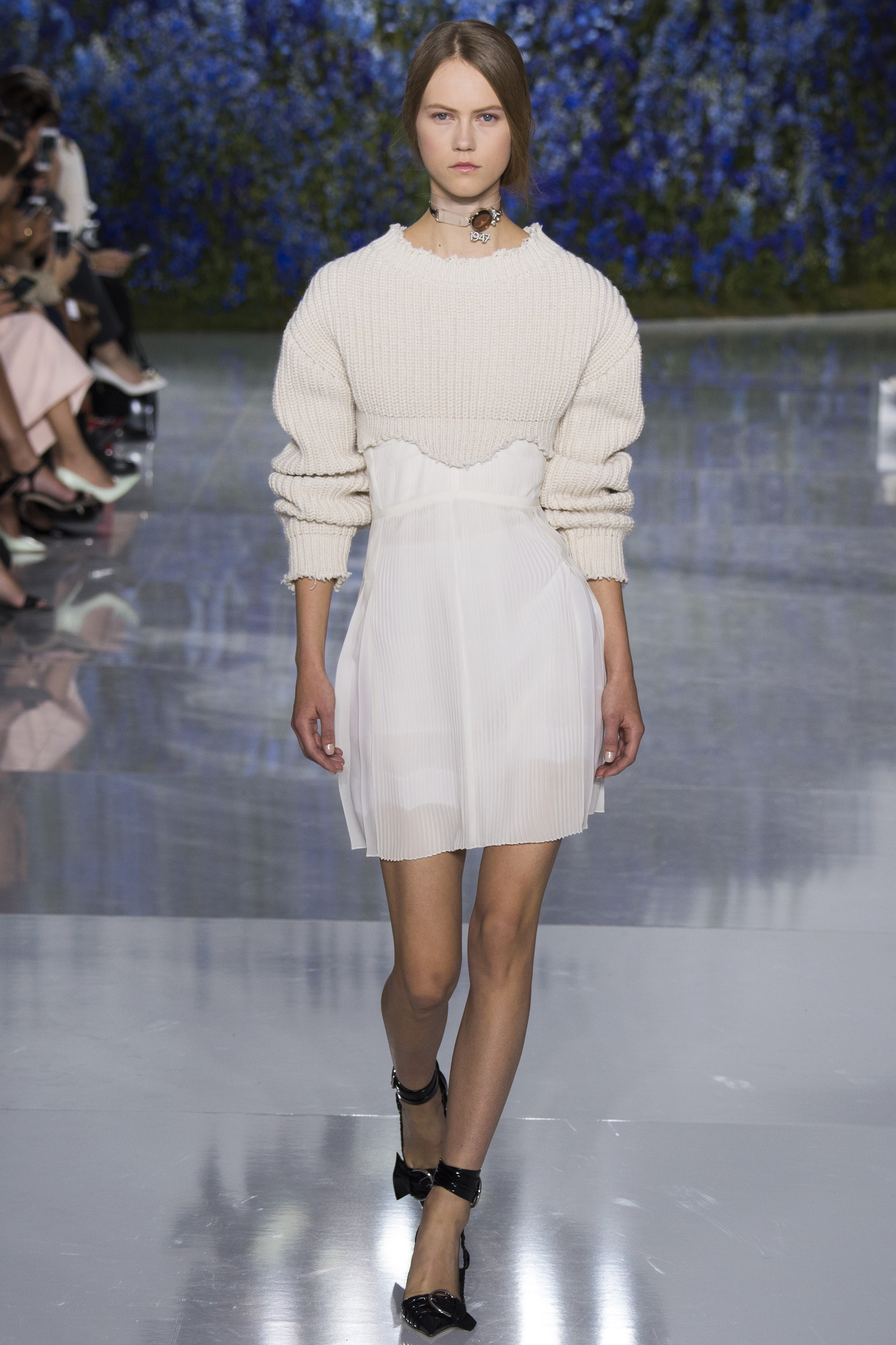 dior big sleeve trend