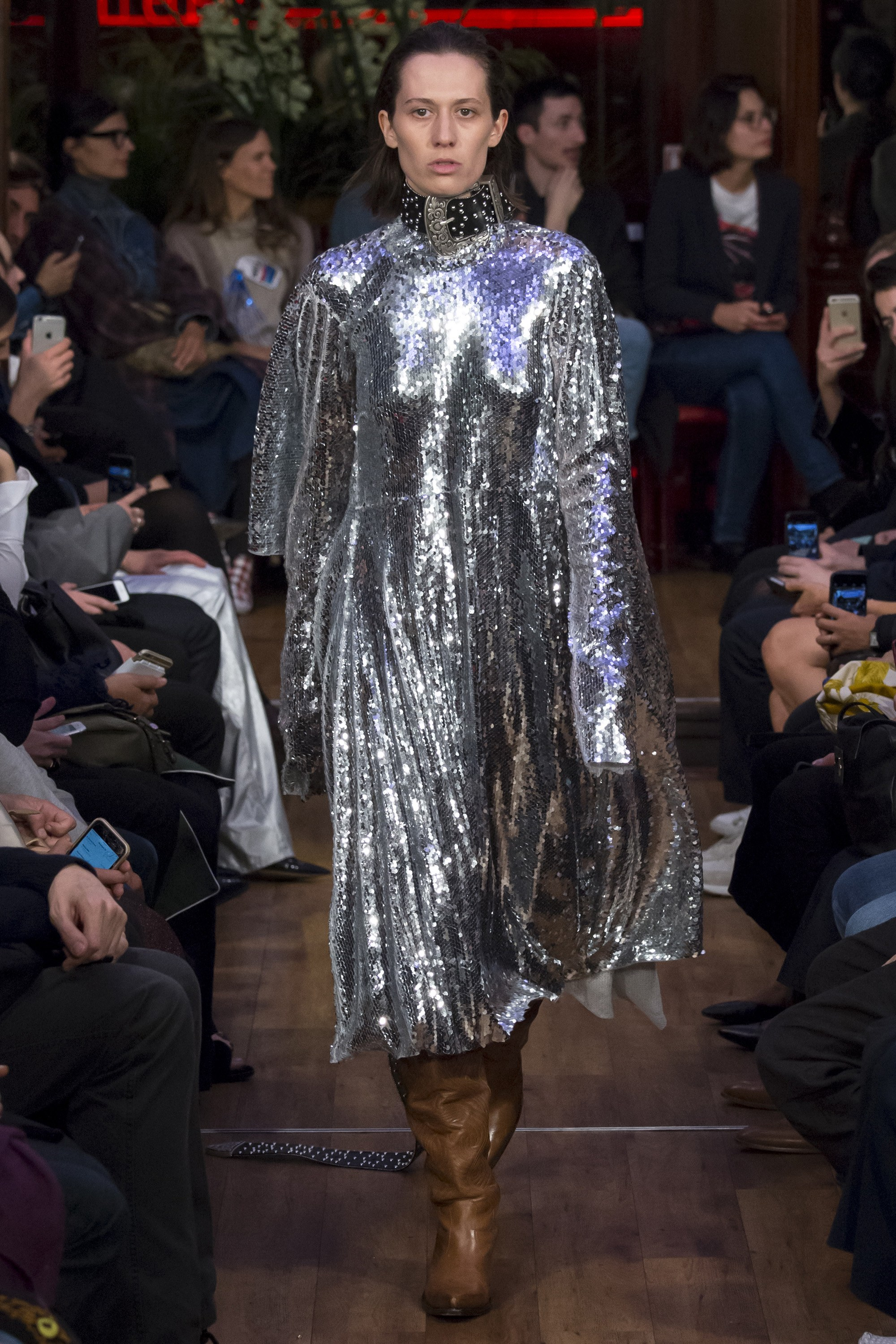 vetements sparkle trend