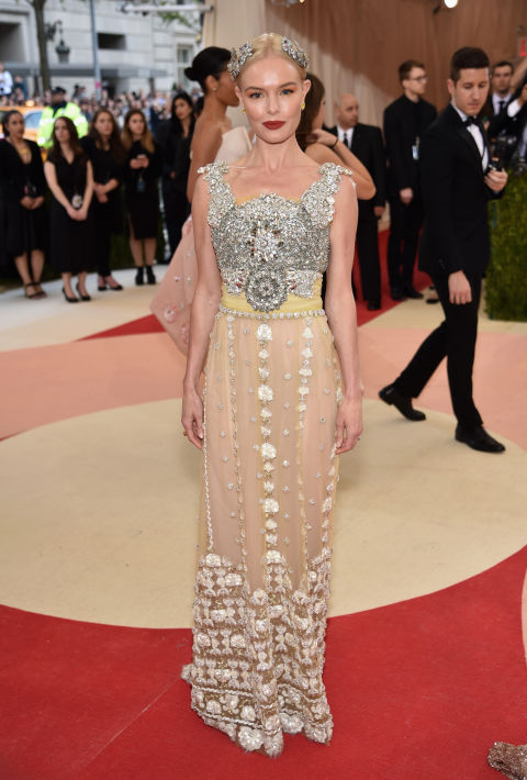 Kate Bosworth Met Gala 2016